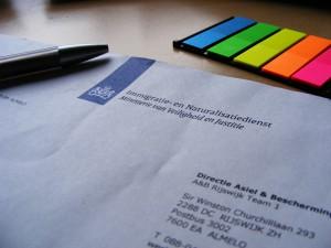 visum nederland afgewezen
